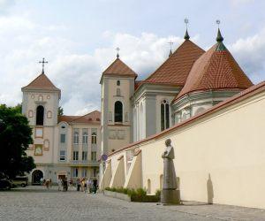 Church of the Holy Trinity Kaunas Lithuania