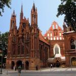 St. Anne and Bernadine Churches