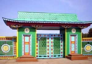 Ethnographic Museum Ulan Ude