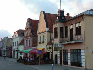Lithuania-Kedainiai-houses