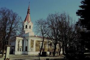 Panevezys-church