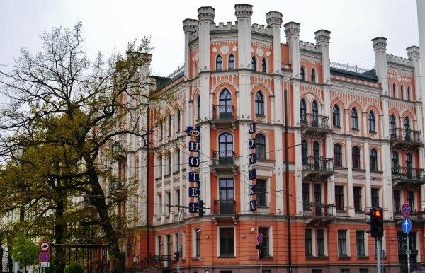 Hotel Monika Riga