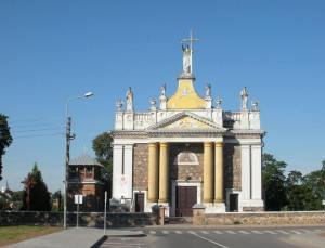 Ukmerge Church of St Peter and St Paul