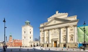 St Anna's Church Warsaw