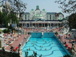Banos Gellert.Gellert Thermal Baths Budapest Travel East And Central Europe