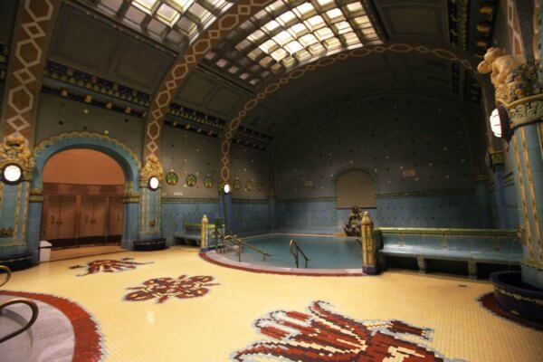 Gellert Thermal Baths Budapest