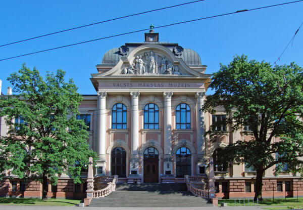 Latvian National Museum of Art Riga
