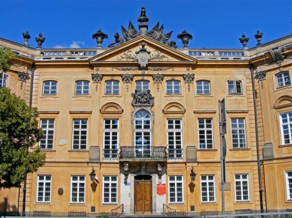 Sapieha Palace Warsaw