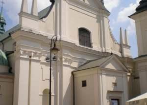 St Jacek's Church Warsaw