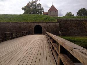 Kuressaare Castle Estonia