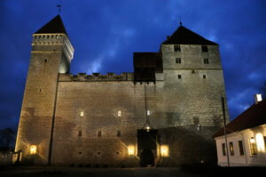 kuressaare castle estonia