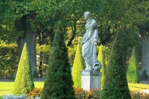 Rogalin Palace Garden Poznan