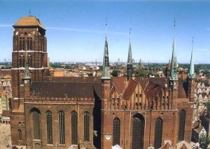 St. Mary's Church Gdansk