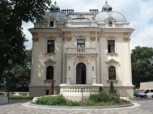 Vileisis Manor House Antakalnis Vilnius