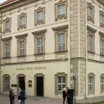 Vilniaus Street Vilnius Old Town