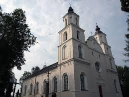 Zarasai Lithuania Church of the Assumption
