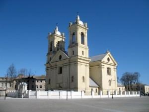 Carmelite Church Of The Holy Cross Kaunas
