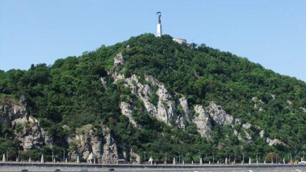 Gellert Hill and Taban Budapest