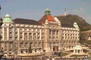 Gellert Hotel and Baths Budapest