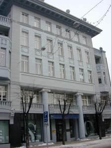 Julian Kogan House Vilnius
