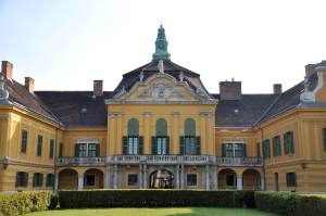 Nagyteteny Palace Budapest