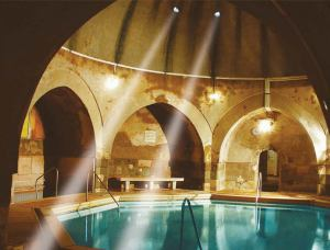Kiraly Baths Budapest