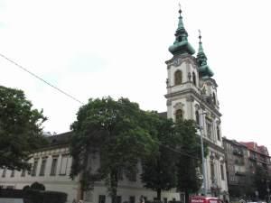 St Annes Church Budapest