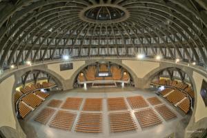 Centennial Hall Wroclaw Interior