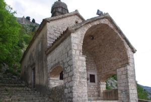 Church of Our Lady Health Kotor