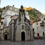Church of St Luke Kotor Montenegro