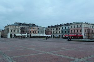 Great Market Square Zamosc