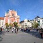 Preseren Sqaure Ljubljana