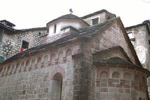 St Anna's Church Kotor