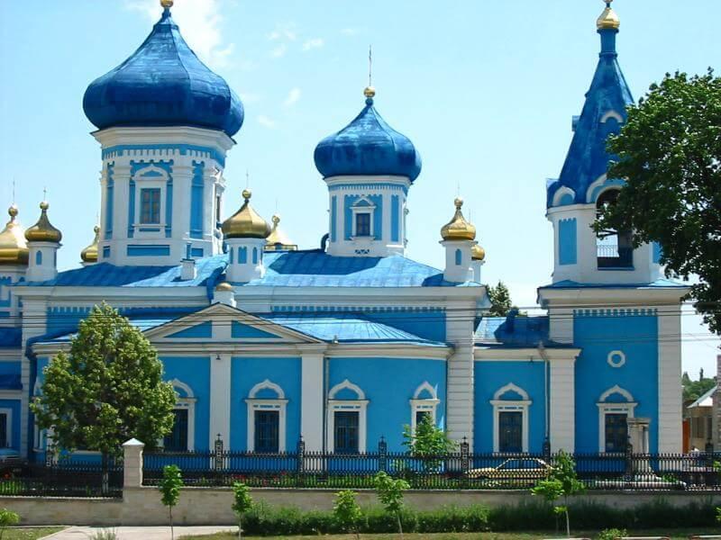 Chisinau Moldova Guide