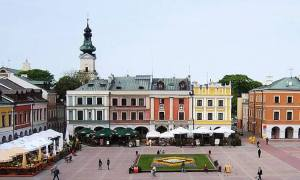 Zamosc Old Town Poland