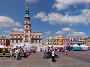 Zamosc Town Hall