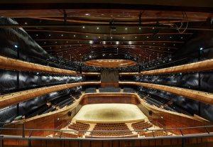 Polish Radio National Symphony Orchestra Interior Katowice