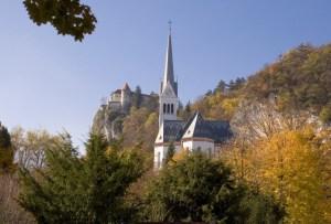 St. Martin's Parish Church Bled