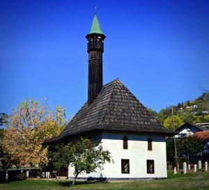 Džindijska Mosque Tuzla