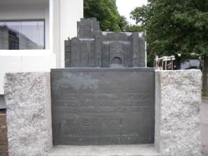 Endla Society Building Monument