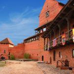 Turaida Castle Latvia