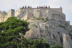 Fortica (Spanjola) in Hvar