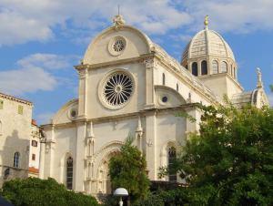 St James Cathedral of Sibenik