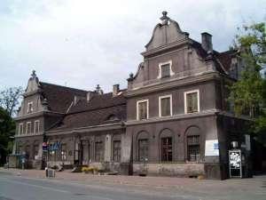 Pruszkow Railway Station