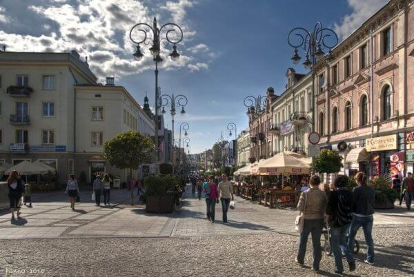 Kielce Poland Guide