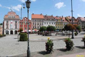 Walbrzych Central Square