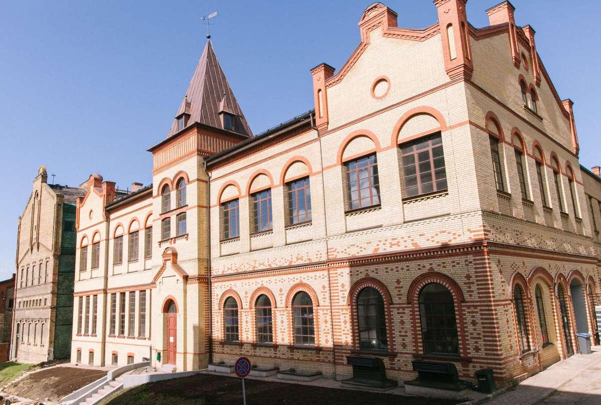 Aldaris Brewery Riga
