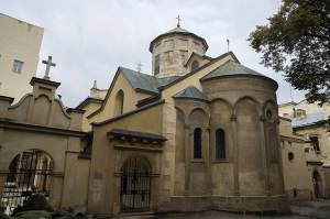 Armenian Cathedral Lviv