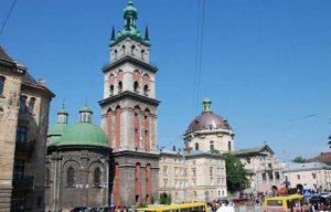 Dormition Cathedral Lviv