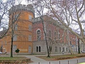 Huniade Castle Timisoara